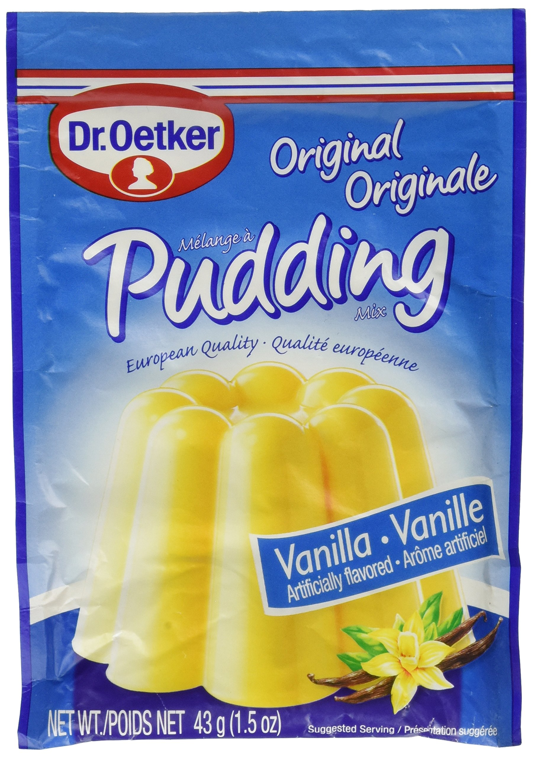 dr oetker pistachio pudding 3 pack grocery gourmet food. Black Bedroom Furniture Sets. Home Design Ideas
