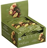 Sahale Snacks Grab & Go Naturally Flavored Pistachios Glazed Mix, Gluten-Free Snack, Pomegranate, 1.5 Ounce (Pack of 9)