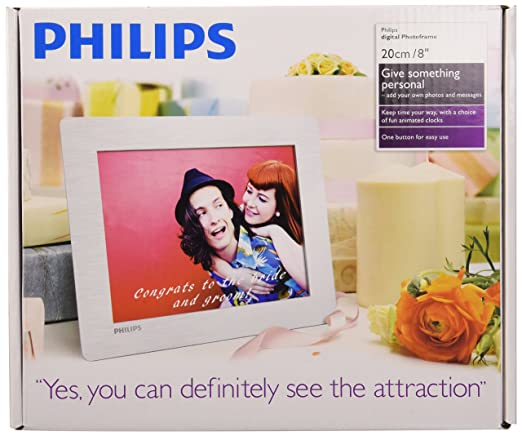 """65 opinioni per Philips SPF4628 Cornice digitale 8"""""""