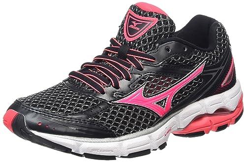 Mizuno Wave Connect 3, Zapatillas de Running para Mujer: Amazon.es: Zapatos y complementos