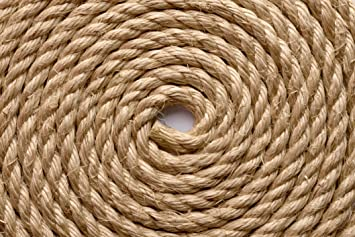 Decking RopeGarden Rope MM X M Free PP Amazoncouk - Garden decking rope
