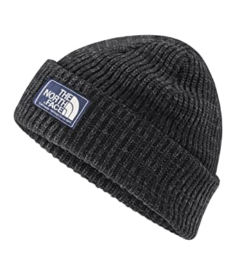 715362242 The North Face Men's Salty Dog - Black Beanie Hat