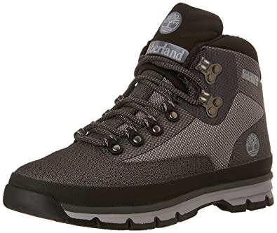 Timberland Euro Hiker Jacquard Grey 6.5 UK