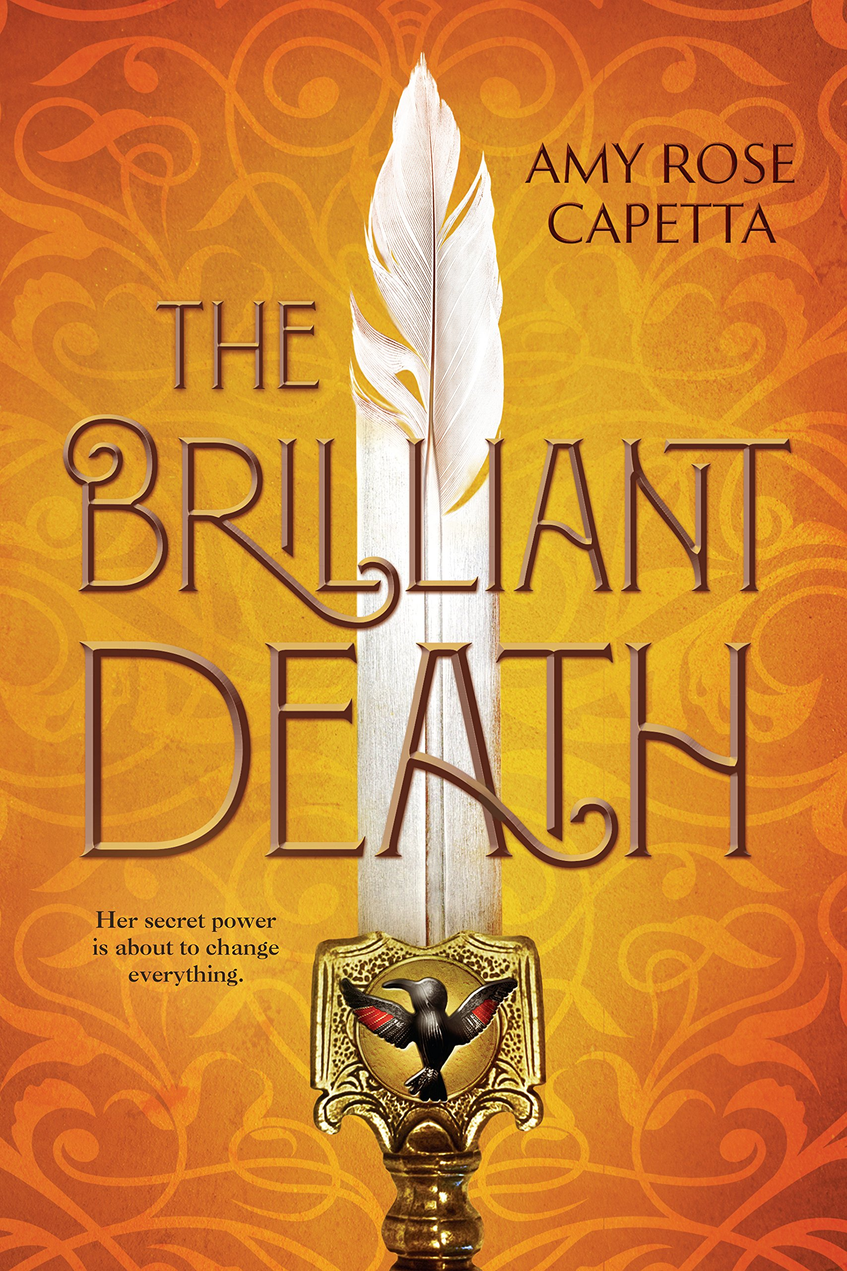 Amazon.com: The Brilliant Death (9780451478443): Capetta, Amy Rose ...