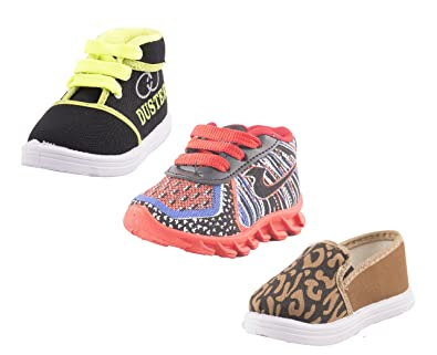 9550d51f84b Hot-X Baby Boy s Shoes - Combo of 10  Amazon.in  Shoes   Handbags