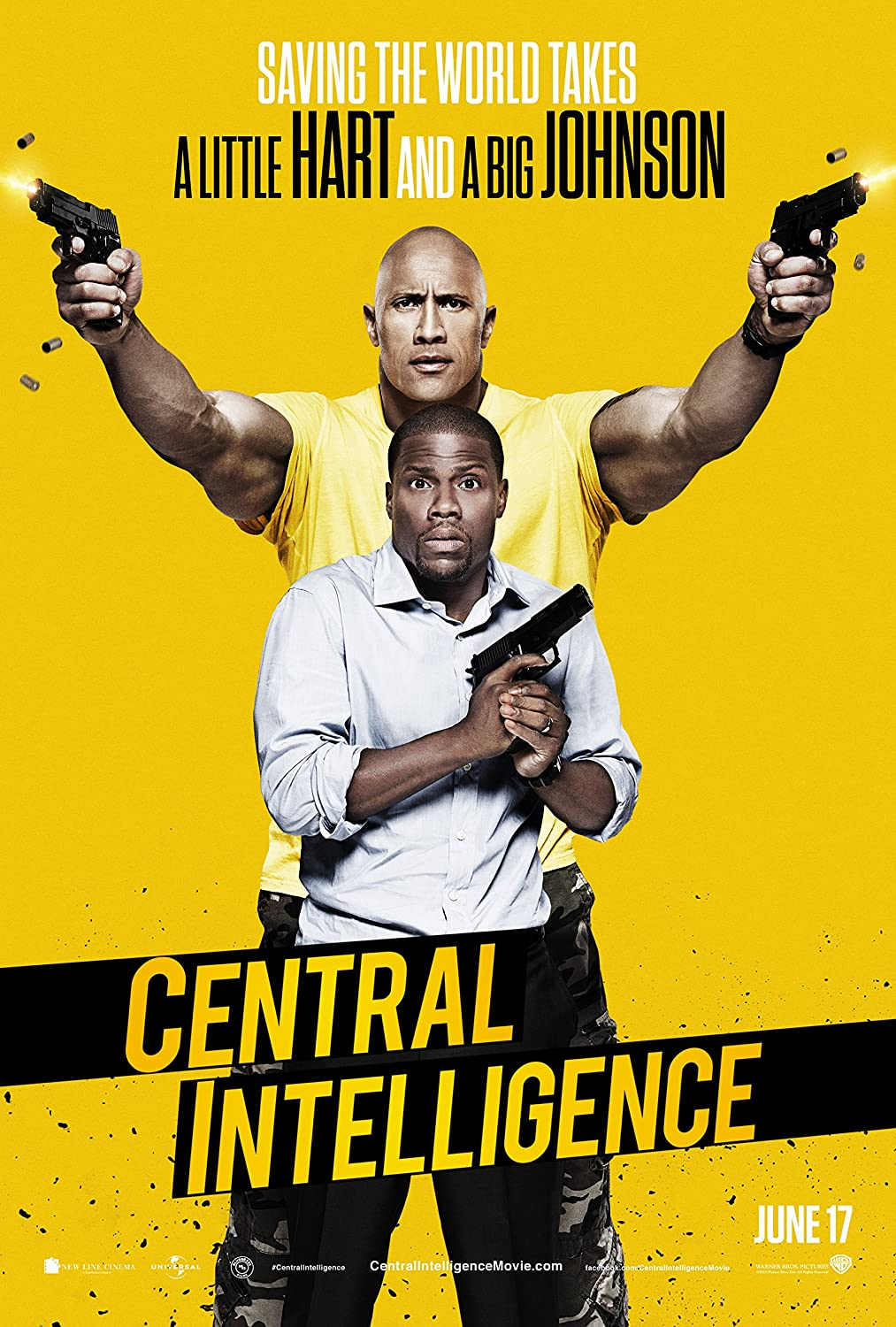 kevin hart central intelligence full movie free
