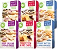 GoPicnic Ready-To-Eat Meals Kid-Friendly Variety Pack, 6 Count