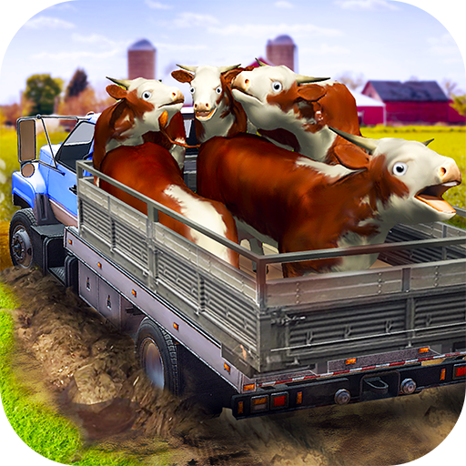 Milk Cow Games - Offroad Delivery Simulator 2: Farm Drivng