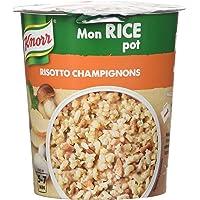 Knorr Mon Rice Pot Risotto Champignons 75 g - Lot de 4