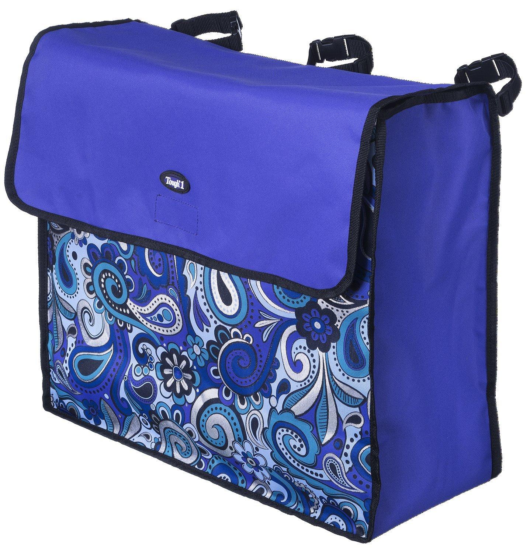 Tough 1 Blanket Storage Bag in Shimmer Print, Metallic Paisley
