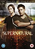 Supernatural - Season 8 Complete [DVD]