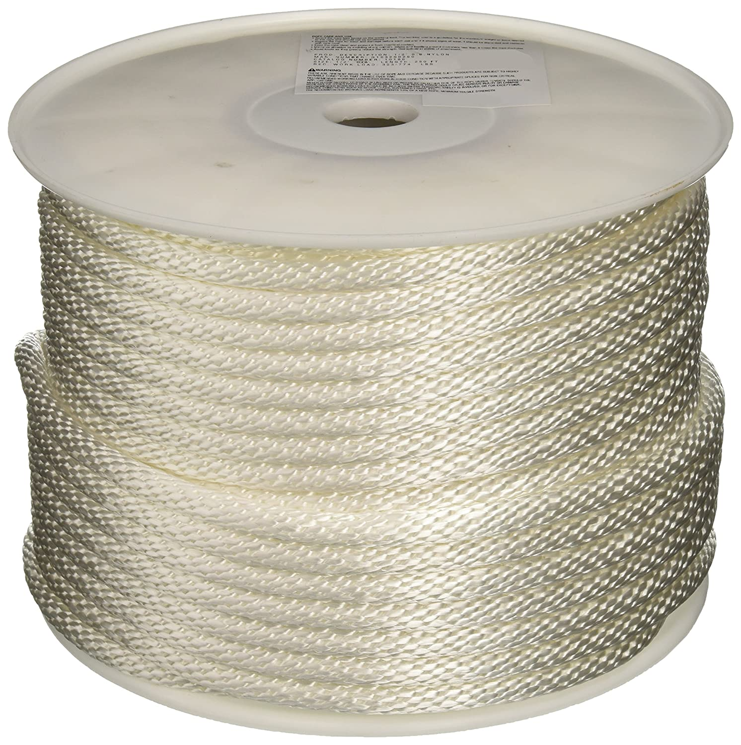 Wellington 10186 LEHIGH GROUP Rope 1//2-inch by 250-foot