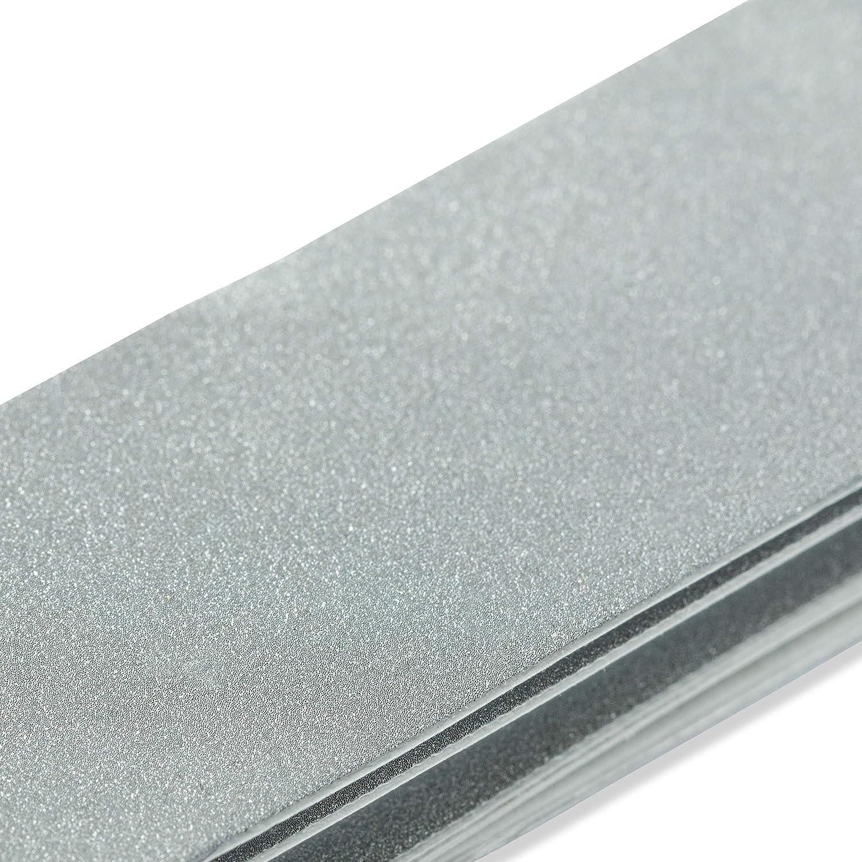Silver Prym Reflective Self Adhesive Repair Patch
