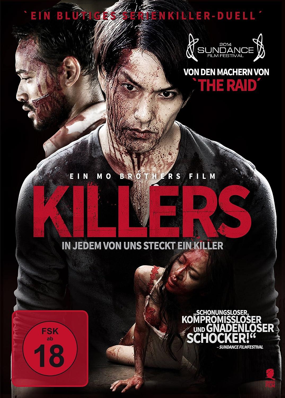Killers - In jedem von uns steckt ein Killer [DVD]: Amazon.es: Oka Antara, Rin Takanashi, Kazuki Kitamura, Ray Sahetapy, Epy Kusnandar, Tara Basro, ...