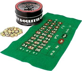 Global Gizmos 56040 - Set de regalo de ruleta de bolsillo, varios colores , color/modelo surtido: Amazon.es: Juguetes y juegos