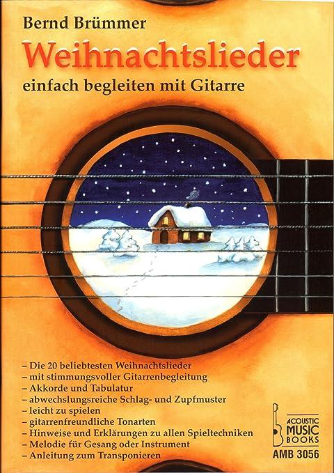 Canciones de Navidad Fácil Viajar con guitarra – 20 más populares ...