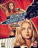Killer Dames: Two Gothic Chillers by Emilio P. Miraglia Dual Format Blu-Ray + DVD [Region A & B]