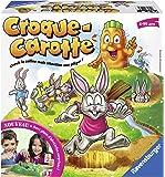 Ravensburger 22223 Croque-carotte - Juego de mesa (instrucciones en francés)
