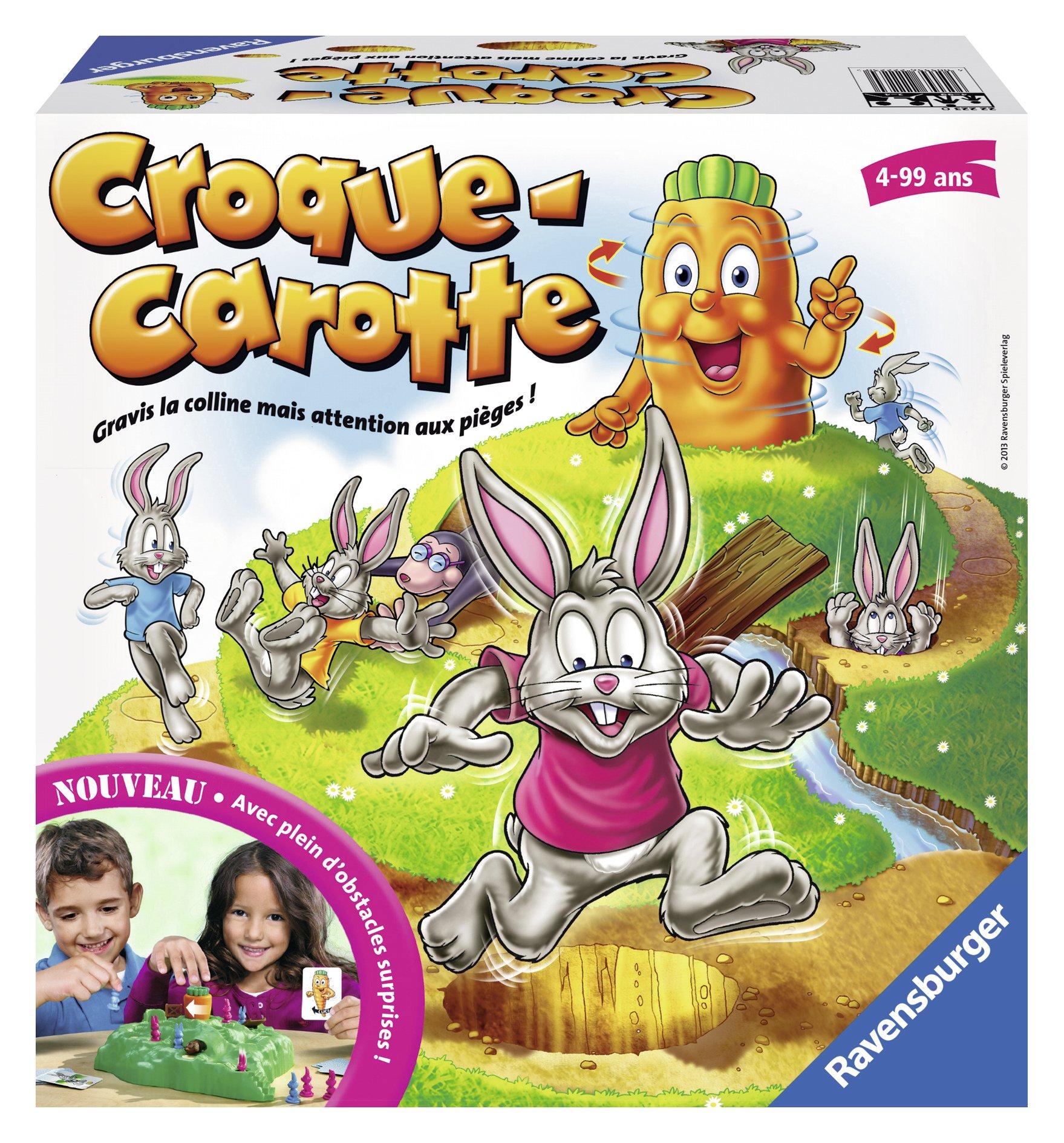 Ravensburger - 22223 - Jeu de Société - Croque-Carotte product image