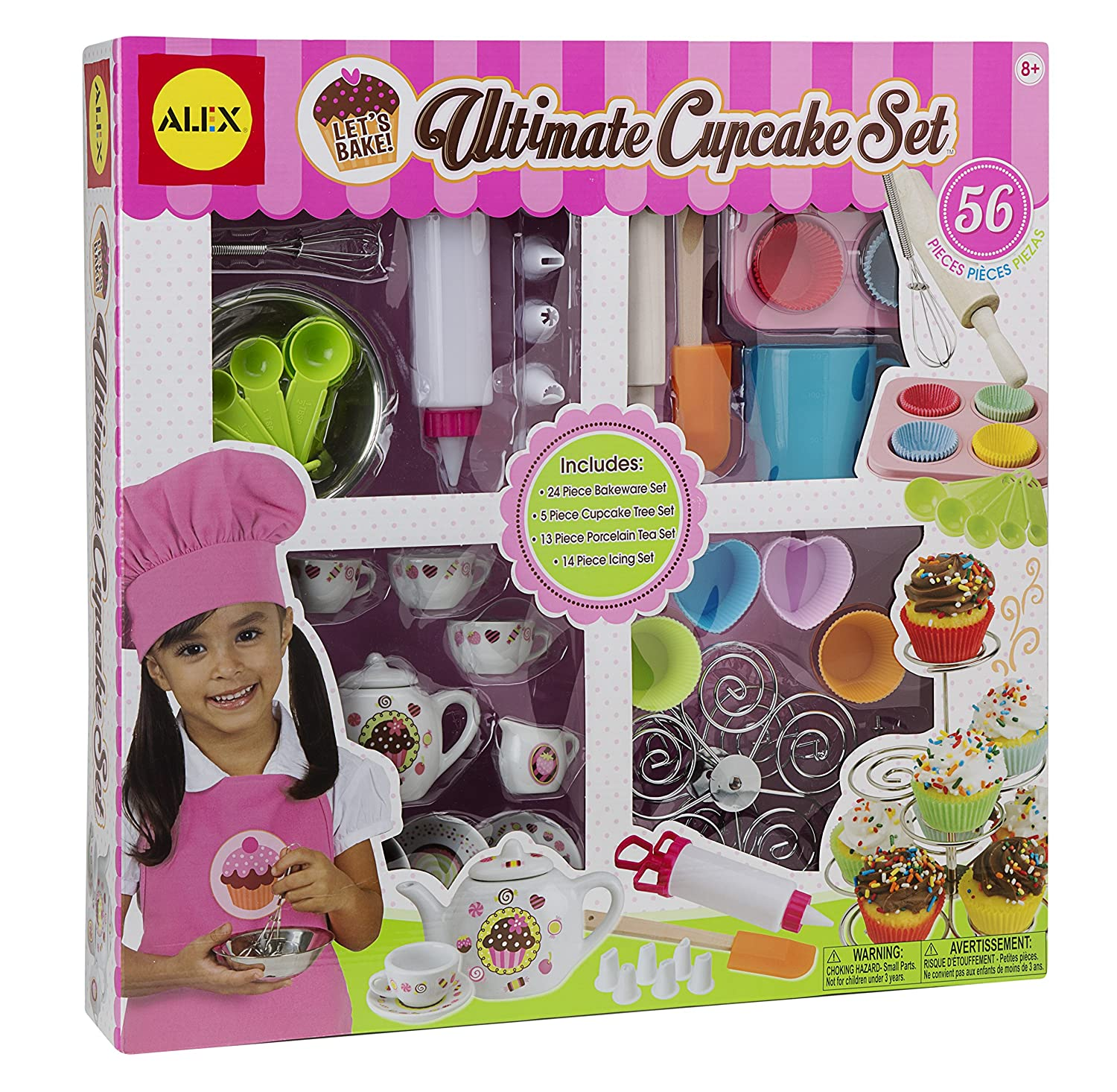 Alex Toys Let's Bake Ultimate Cupcake Set 604B
