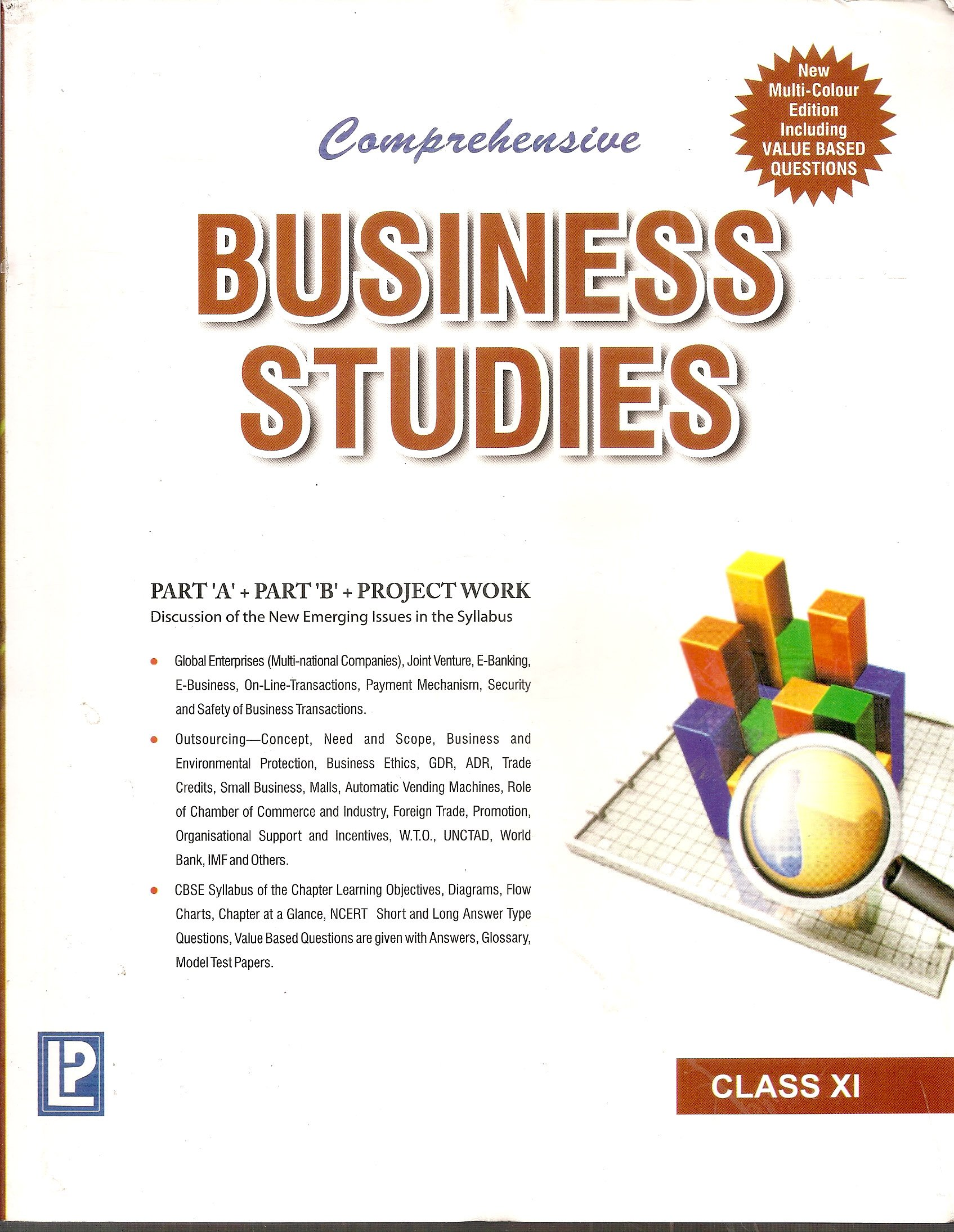 Buy Comprehensive Business Studies XI Book Online at Low Prices in India |  Comprehensive Business Studies XI Reviews & Ratings - Amazon.in
