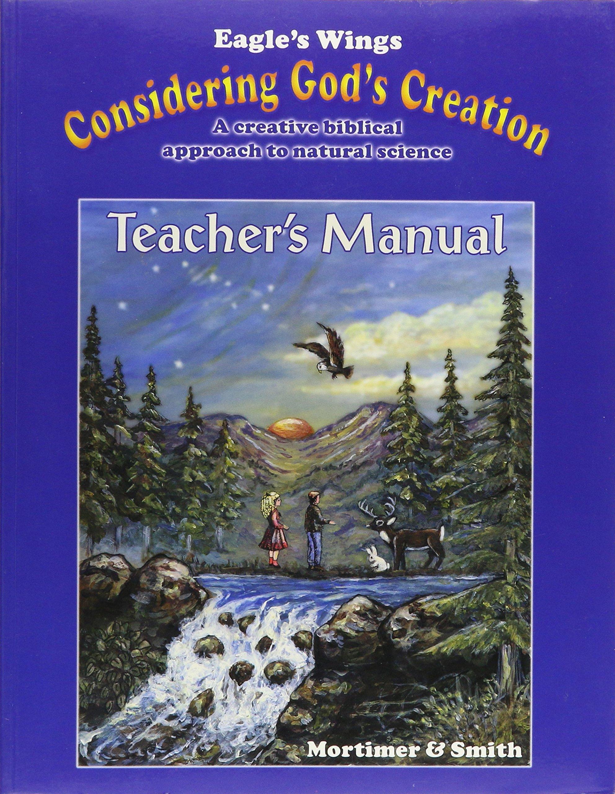 Considering God's Creation Set 2006 (Considering God's Creation): Susan  Mortimer: 9781931292184: Amazon.com: Books