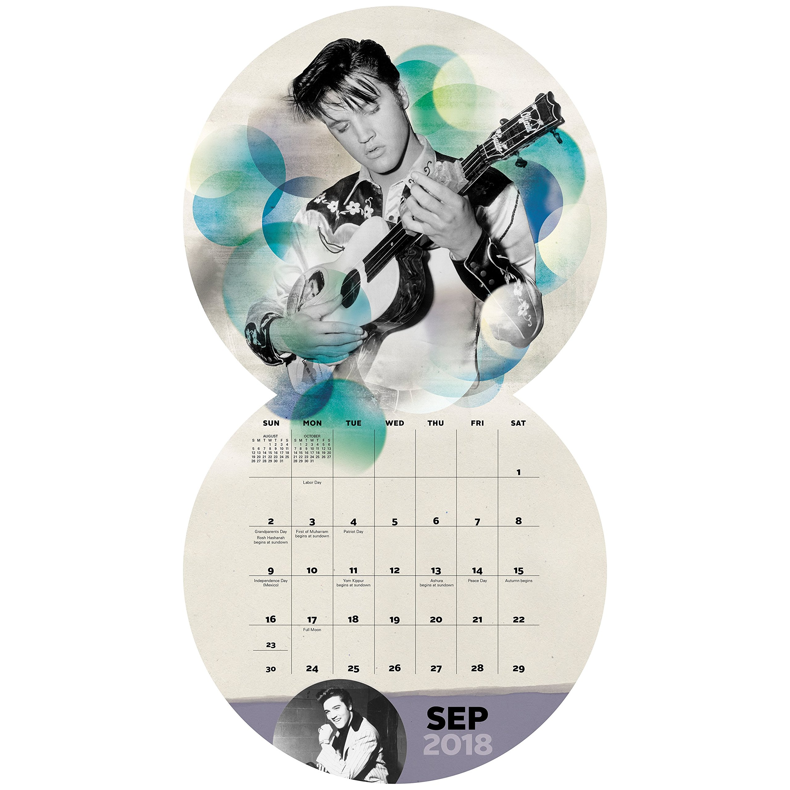 2018 Special Edition Elvis Presley Calendar (Day Dream): Day Dream: 9781682091159: Amazon.com: Books