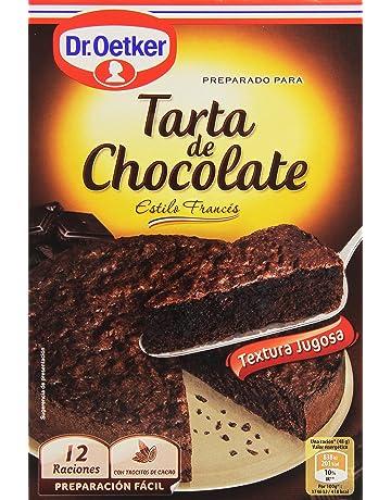 Dr. Oetker Preparado para Tarta de Chocolate, Estilo Francés - 355 g