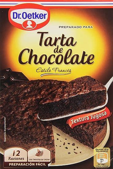 Dr. Oetker - Preparado para Tarta de Chocolate - Estilo Francés - 355 g -