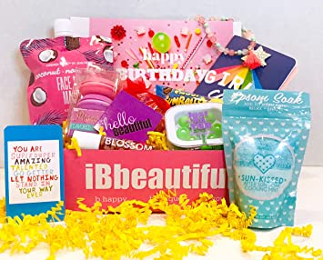 Birthday Box For Tween Girls Ages 6 7 8 9 10 11 12 Best Birthday Gifts For Girls