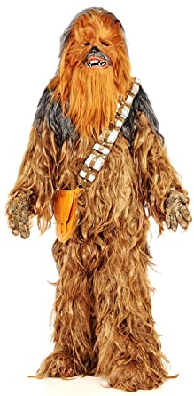Rubieu0027s Star Wars Supreme Edition Adult Chewbacca Costume X-Large | 909878  sc 1 st  Amazon.com : chewbacca costume  - Germanpascual.Com