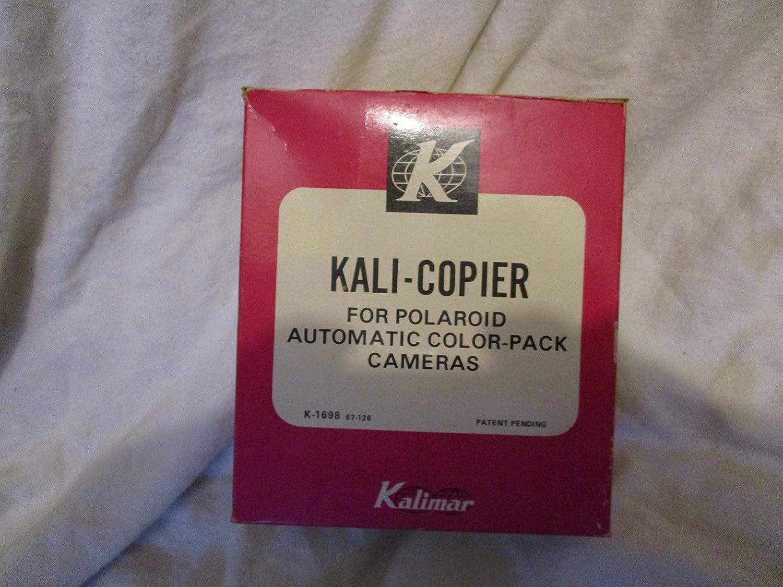 Vintage Kali Copier for Polaroid Automatic Color Pack Cameras