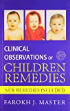 Clinical Observation of Children Remedies: First
