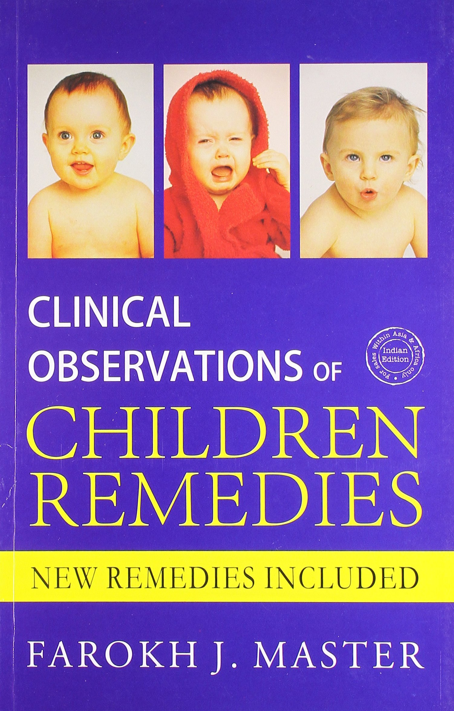 Download Clinical Observations Of Children's Remedies pdf