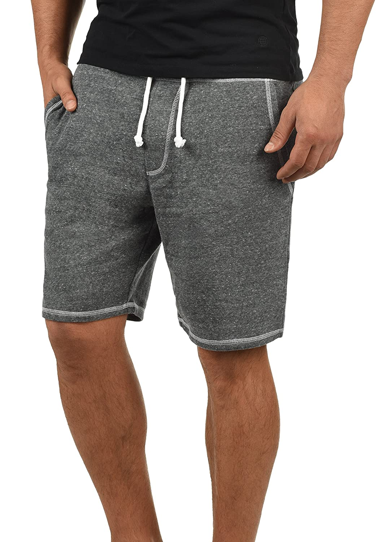 !Solid Toljan Pantalón Corto Chándal Sweat- Bermudas para Hombre