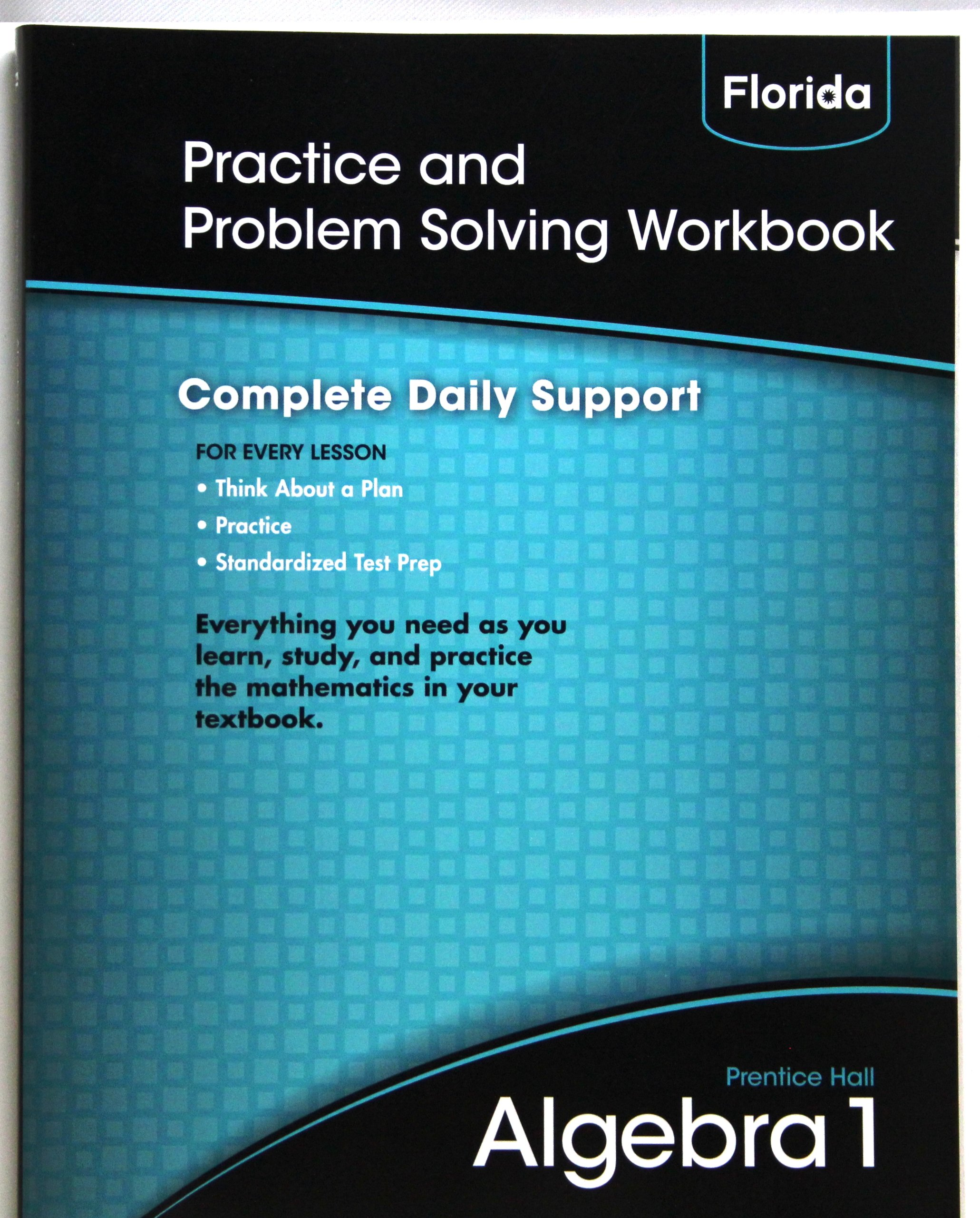 prentice hall algebra 1 practice and problem solving workbook answer key
