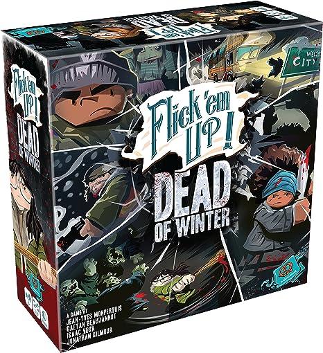 Bretzel Games PZG30030EN Flick em Up: Dead of Winter, varios colores , color/modelo surtido: Amazon.es: Juguetes y juegos