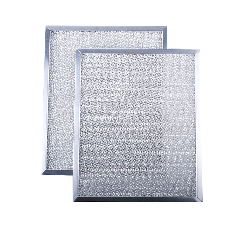 S97006931 Range Hood Aluminum Filter for Kenmore 97006931 1172137 5-3078 88150 99010121 C88150 K758900 Broan Range Hood Filter BP29 (2 pack)
