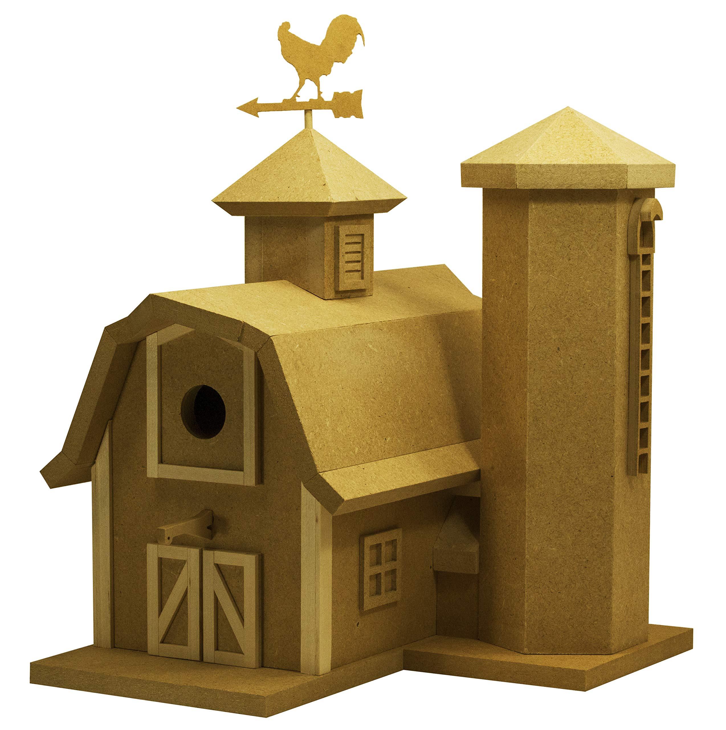 DIY The American Barn Birdhouse Kit