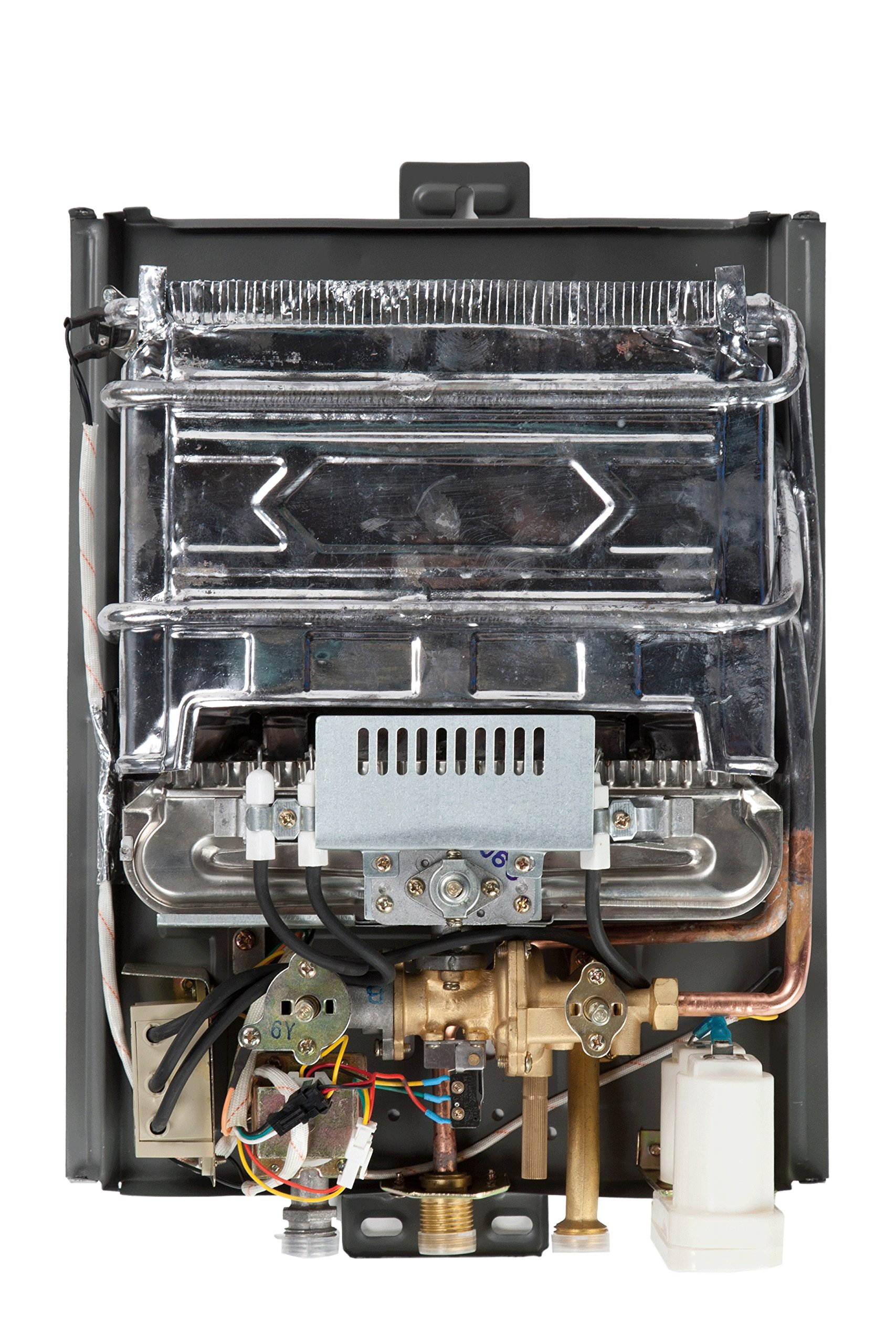 iHeat Tankless AGL-5 34,000/btu-hr 5 Liter LPG Gas Portable Water Heater Kit by iHeat Tankless