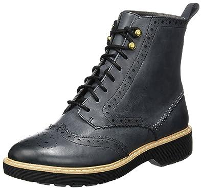 42316162332fc4 Clarks Witcombe Flo, Bottes Femme: Amazon.fr: Chaussures et Sacs