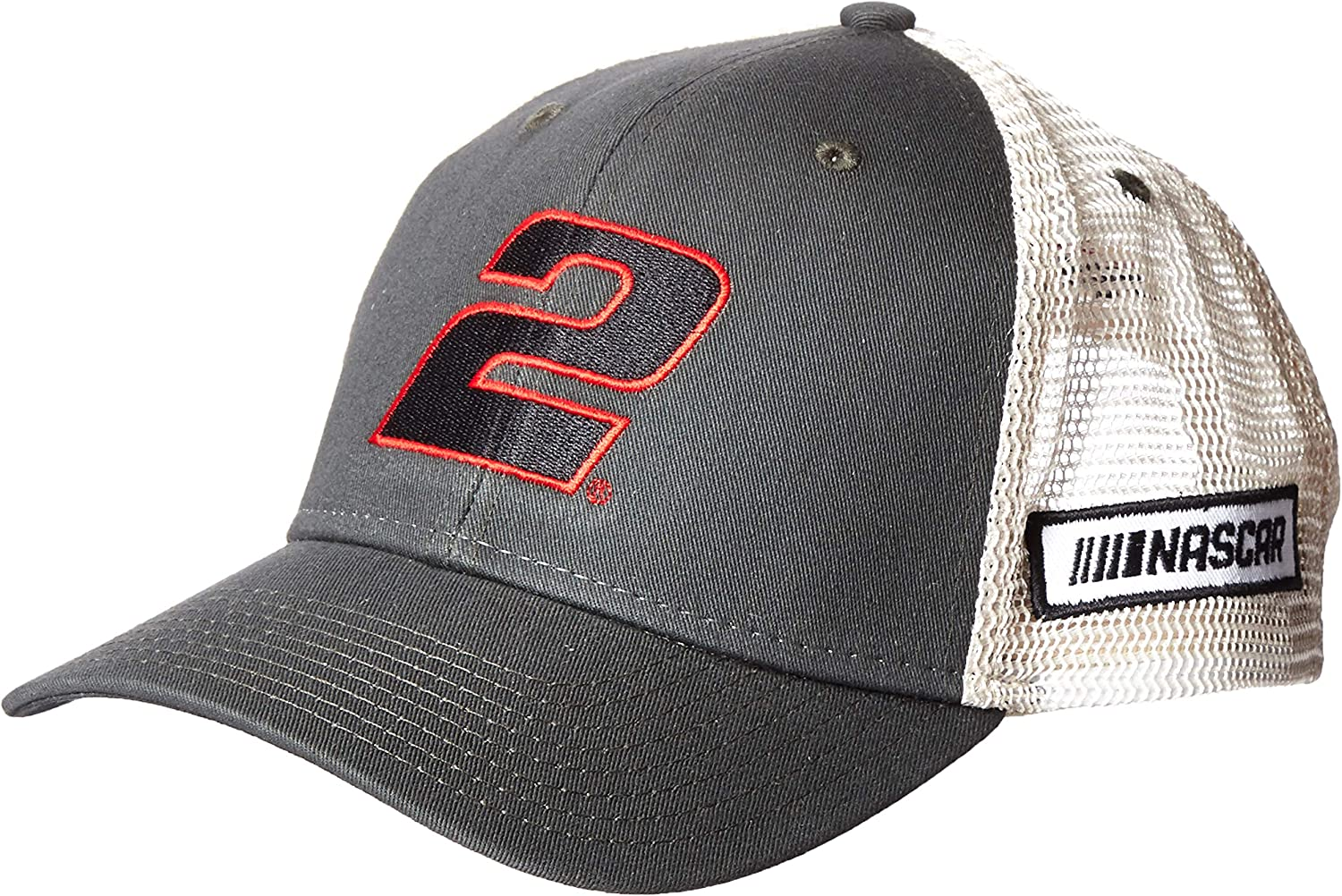 Ouray Sportswear NASCAR Mens Soft Mesh Sideline Cap