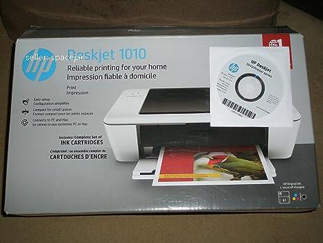 Amazon.com: HP Deskjet 1010 Printer (cx015 a): Electronics