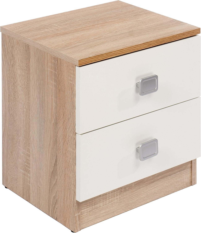 Mesita simple de madera cambria