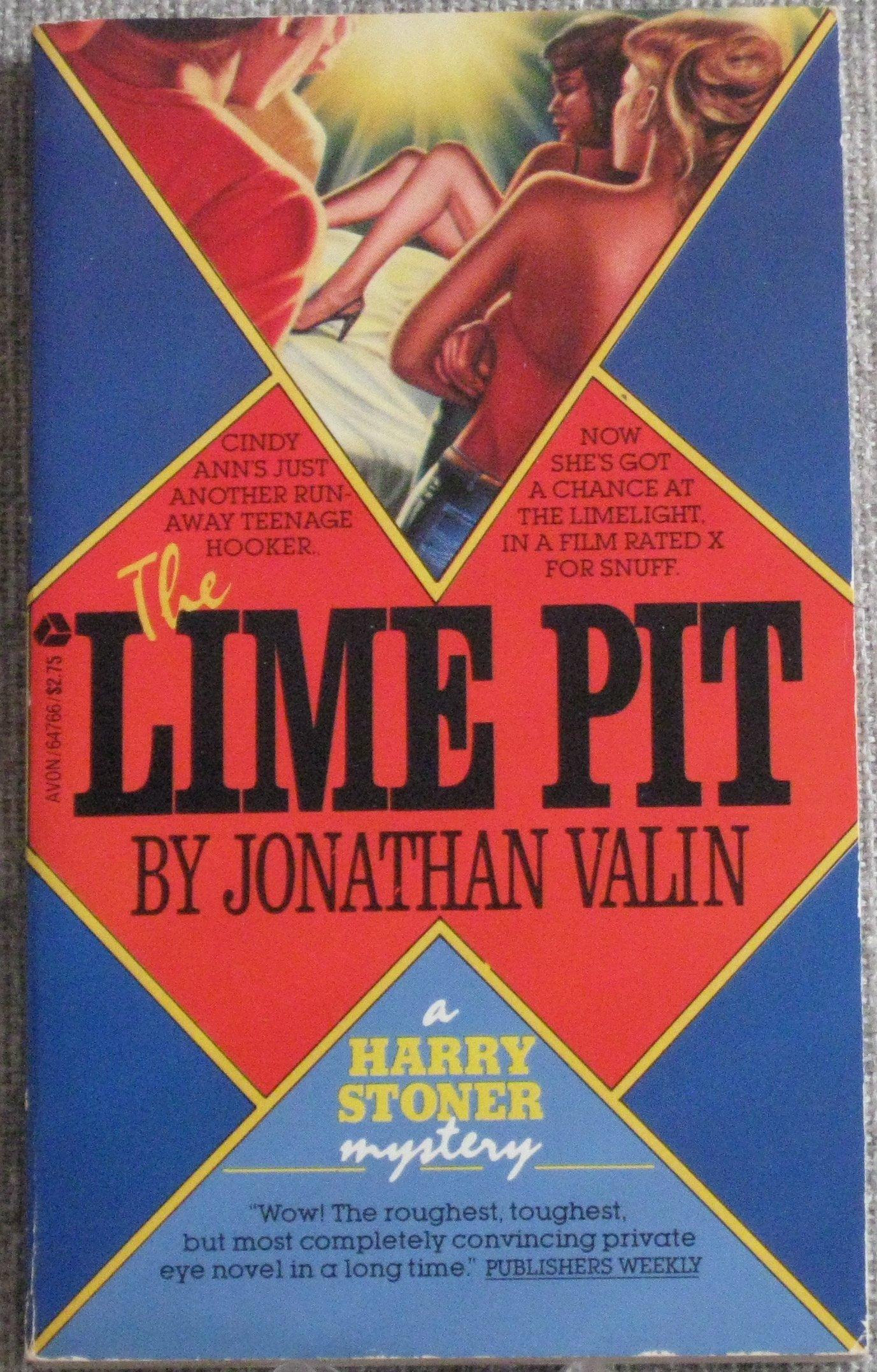 Lime Pit, Valin, Jonathan