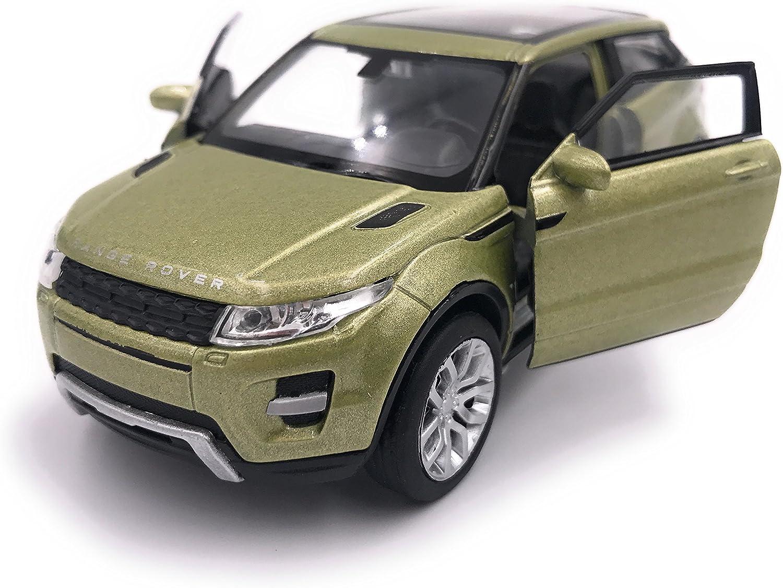 39 Vert 34-1 Welly Range Rover Evoque Mod/èle Auto Autoris/é Produit 1