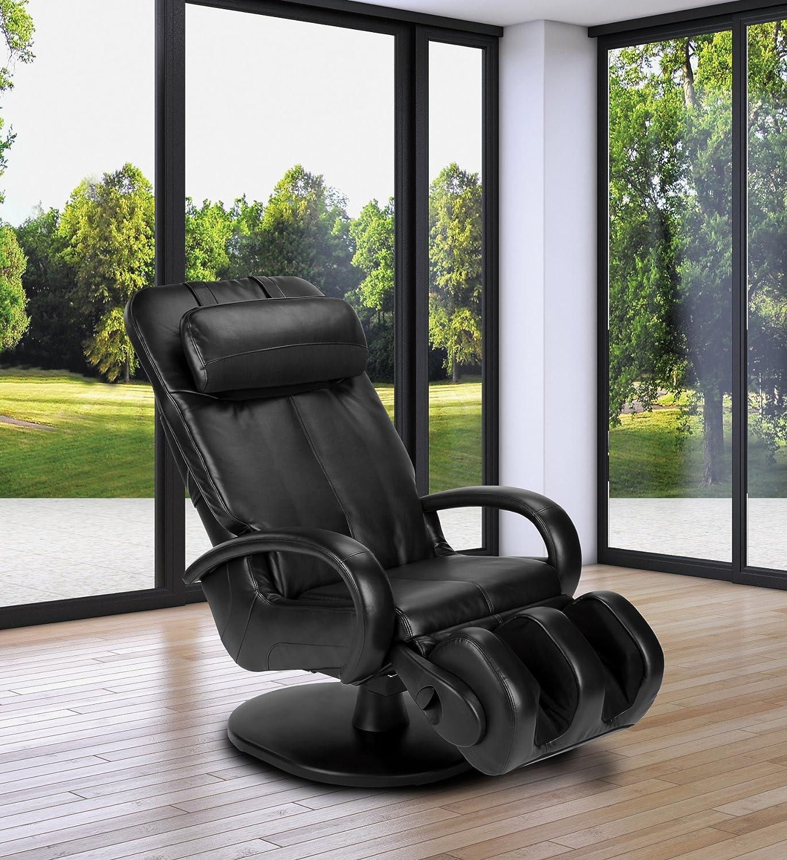 Amazon HT 5040 Swivel Base Massage Chair Black Color Option