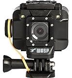 WASPcam 9905 WiFi Action-Sports Camera, Black