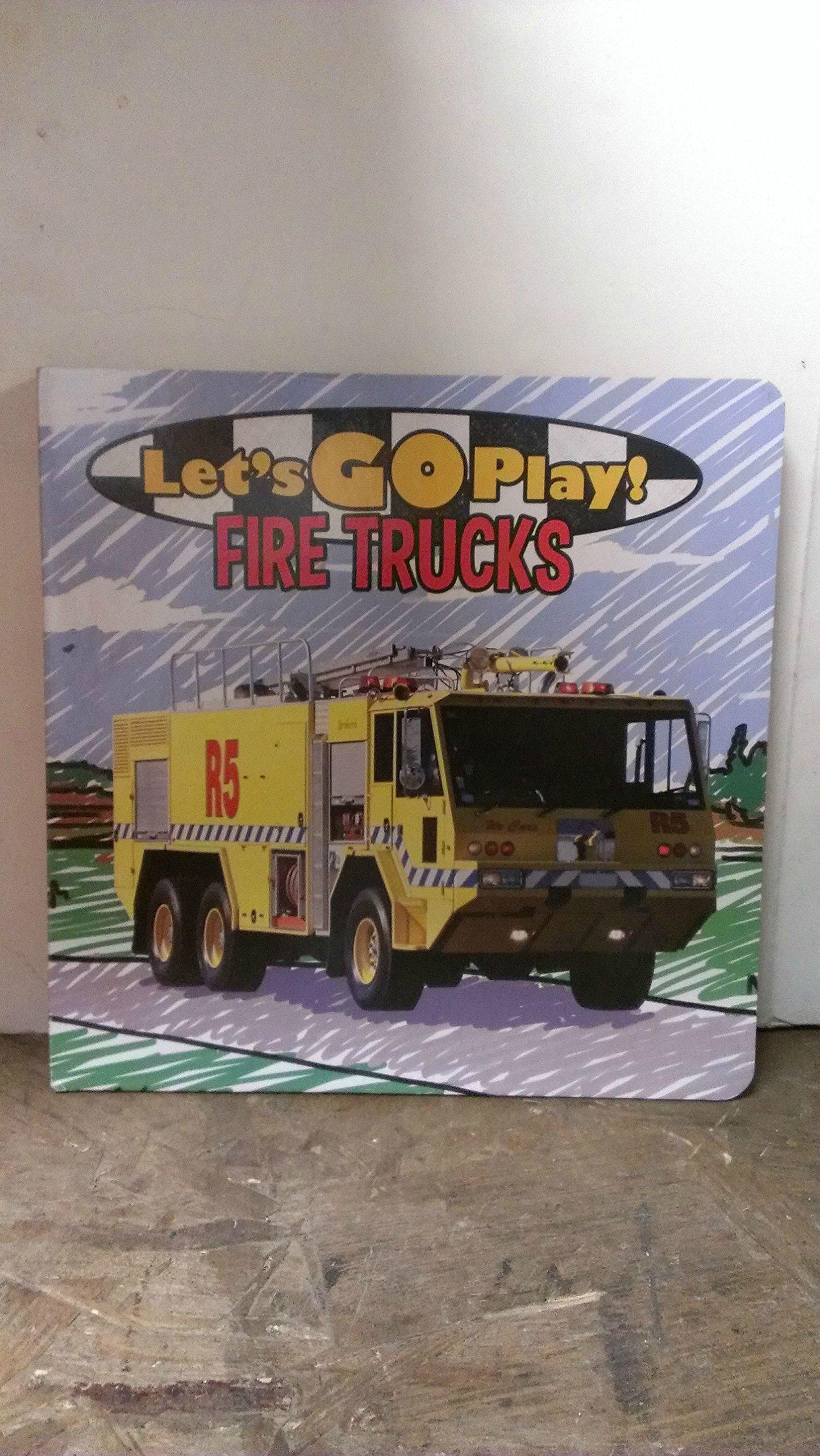 Let's Go Play! Fire Trucks pdf epub