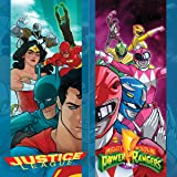 img - for Justice League/Power Rangers (2017-) (Issues) (5 Book Series) book / textbook / text book